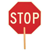 "Stop Sign 18""x18"" Octagon Paddle # 5951"