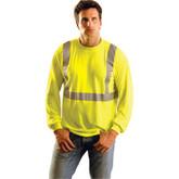 OccuNomix, Hi-Vis, Class 2, Long Sleeve Shirt, Mfr.# LUX-LST2