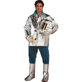"Chicago Protective Apparel 600-AKV | Aluminized 30"" Jacket"