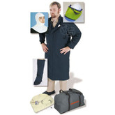 Steel Grip ArcGear HRC2 Arc Flash Kit | 8 cal/cm2 Coat & Leggings