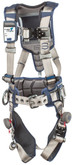 DBI Sala ExoFit STRATA™ Construction Style Positioning Harness, Aluminum Back and Side D-Rings, Waist Pad and Belt