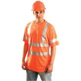 OccuNomix Hi-Vis, Class 3 T-shirt, Mfr.#  LUX-SSTP3