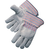 Durawear 3/4 Leather Back Glove with Safety Cuff | Mfg# 10-5055G