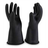 "Salisbury® E0014B Electricians Gloves, Class 00, 14"" Length, Black"