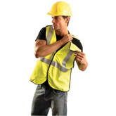 Occunomix Class 2 Flame Retardent 5-Point Breakaway Safety Vest Mfg#LUX-SSBRPFR