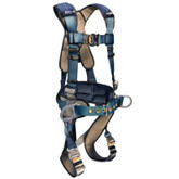 DBI Sala ExoFit™ XP Construction Style Positioning Harness, Body Belt Hip Pad with Side D-Rings, Removable Pads