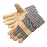 "Premium Grain Pig Skin Glove, 3M Thinsulate Lined with 3"" Cuff 