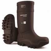 Dunlop® Purofort® Black Thermo+ Boot, Full Safety Omega/EH | Mfg# E652-033