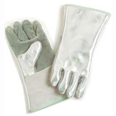 "Chicago Protective Apparel 18"" Aluminzed Welding Glove 