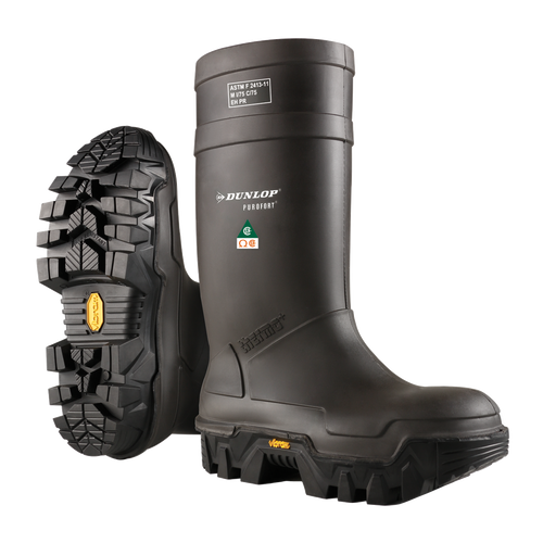 Dunlop E902 033 Explorer Thermo Full Safety Steel Toe