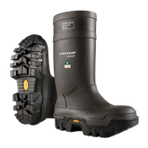 Dunlop® Explorer Thermo+ Full Safety Steel Toe Boot with Vibram Sole, Black, Mfg# E902-033