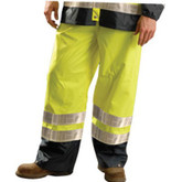 OccuNomix Premium Breathable Rain Pants, Class E | Mfg# LUX-TENRGT