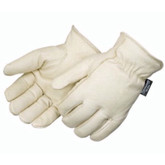 Durawear 3M Thinsulate Lined Drivers Glove, Premium Top Grain Cowhide Leather, Mfg# 10-6402T