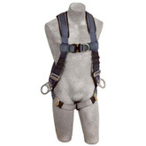 DBI Sala ExoFit Full Body Harness, Front, Back & Side D-rings, loops, Quick Connect Buckles