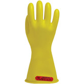 Salisbury® Electricians Gloves, Class 0 Low Voltage,14 Inch, Yellow, 1 pair | Mfg# E014Y