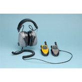 Plug in-Communication Head Ear Muffs-Elvex #: COM-611