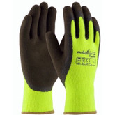 Towa Hi-Vis Yellow PowerGrab® Thermo Cold Weather Work Gloves | Mfg.# 41-1405