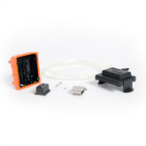 Ventis Conversion Kit, Ventis with Pump to Ventis without Pump, Safety Orange | Mfg# 17152828-11