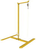 DBI Sala 20 ft FlexiGuard SafRig with Outrigger Base, Temporary/Portable System for Single Worker, PPE Included | Mfg# 8530579