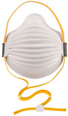 Moldex 4300P95 AirWave Disposable Respirator with SmartStrap and Foam Face Cushion,  8 each/box