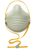 Moldex 4600N95 AirWave Disposable Respirator with SmartStrap, 10 ea/box