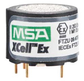 MSA Replacement Ex-M Combustible-LEL Sensor for Altair 4X & 5X Gas Monitors, Part# 10121212