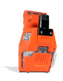 Ventis MX4 & Ventis Pro Slide-on Sample Pump, Orange, With Standard Battery, Industrial Scientific Part# 18109162-1111