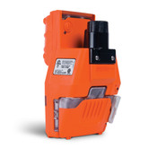 Ventis MX4 Slide-On Pump, Safety Orange, with Extended Range Battery and Desktop Charger, Industrial Scientific Mfg# 18109162-2111