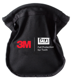 3M DBI Sala Small Parts Pouch - Canvas Black Mfg# 1500119