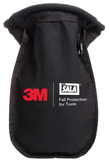3M DBI Sala Small Parts Pouch - Canvas Black - Extra Deep Mfg# 1500123