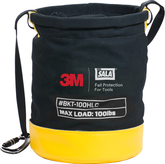 Python Safety Safe Bucket 100 lbs. Load Rated Hook and Loop Canvas Mfg# 1500134