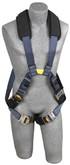 DBI Sala ExoFit XP Arc Flash Cross-Over Harness, Dorsal/Front Web Loops, No Metal Above Waist