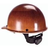 "MSA Skullgard® Protective Cap Style Hard Hat, Natural Tan, LARGE Size 7"" - 8 1/2"", Fas-Trac Ratchet Suspension"