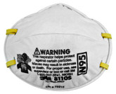 3M™ Particulate Respirator 8110S, SMALL, N95, 20 each/box
