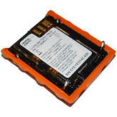 MX4 Ventis Standard Lithium-ion Battery, Orange Color | Mfg# 17134453-11