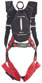 MSA Latchways PRD Personal Rescue Device with EVOTECH Harness, Quick Connect Leg Straps, XLARGE Size, 10176308