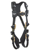 DBI Sala ExoFit NEX™ Arc Flash Harness, PVC Coated Aluminum D-Ring, Pass-Thru Buckles, Nomex/Kevlar Webbing & Padding
