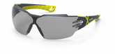 Hexarmor MX300 Safety Eyewear, Grey 23% Light Transmission Lens with TruShield Coating, Mfg# 11-13003-02