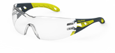 Hexarmor MX200 Safety Eyewear, Clear Lens with TruShield Coating, Mfg# 11-10001-02
