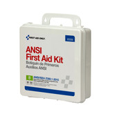 First Aid Only 50 Person Bulk First Aid Kit, ANSI Class B , Type III, Weatherproof Plastic Case