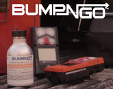 Industrial Scientific 18109568 Bump-N-Go Test Gas, 100 ppm CO, 75 ppm H2S, 15% O2, 25% LEL Methane