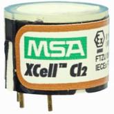 MSA Altair 4X & 5X Xcell Cl2 Chlorine Sensor | Mfg# 10106728