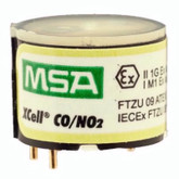 MSA Altair 4X or 5X Replacement CO/NO2 Sensor | Mfg# 10121217