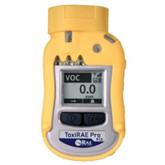 ToxiRae Pro PID Personal Monitor | RAE Systems Mfg# G02-B010-000