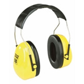 3M Peltor™ Optime™ 98 Over-the-Head Earmuffs, NRR 25dB | Mfg# H9A