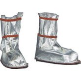 Chicago Protective Aluminized Overshoe | Mfg# 671AKV