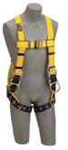 DBI Sala Delta™ Construction Style Positioning Harness - Loops for Belt | Mfg# 1102025
