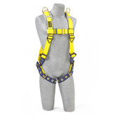 DBI Sala Delta Vest-Style Retrieval Harness, Model: 1101254, Back and Shoulder D-rings, Tongue Buckle Leg Straps , Universal Size, Mfg# 1101254