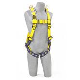 DBI Sala Delta Vest-Style Retrieval Harness, Model: 1101254, Back and Shoulder D-rings, Tongue Buckle Leg Straps , Universal Size, Mfg# 1101254