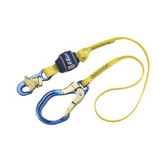 DBI Sala EZ-STOP 6 ft. Web Lanyard, Single Leg with Aluminum Rebar Hook at one end, Mfg# 1246103